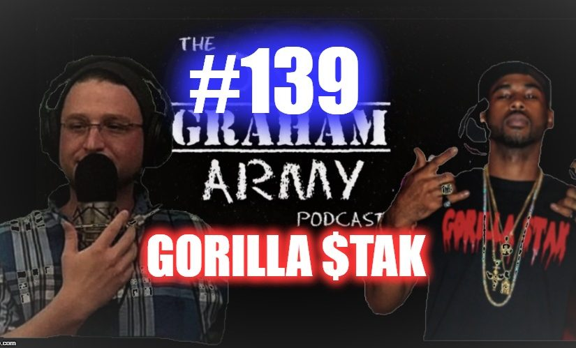 #139- Gorilla $tak Part II