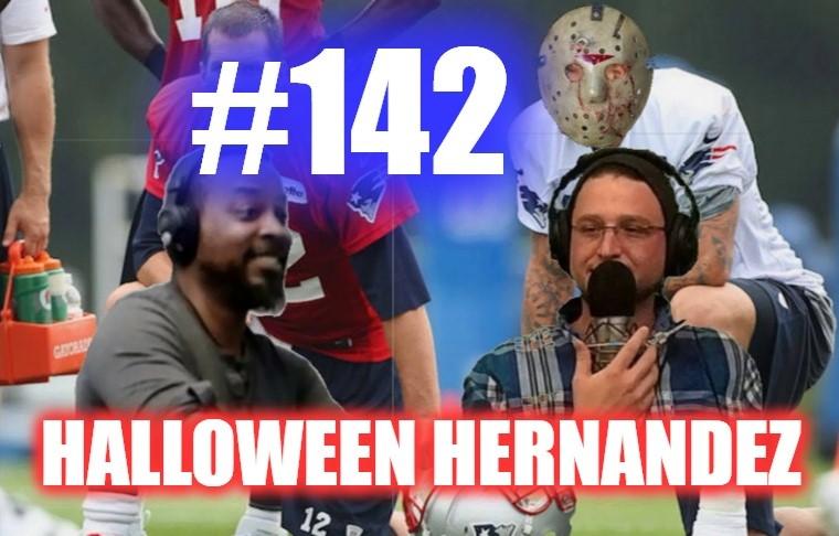 #142- Halloween Hernandez