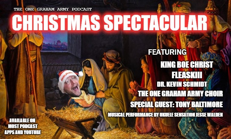 The One Graham Army Christmas Spectacular Part I