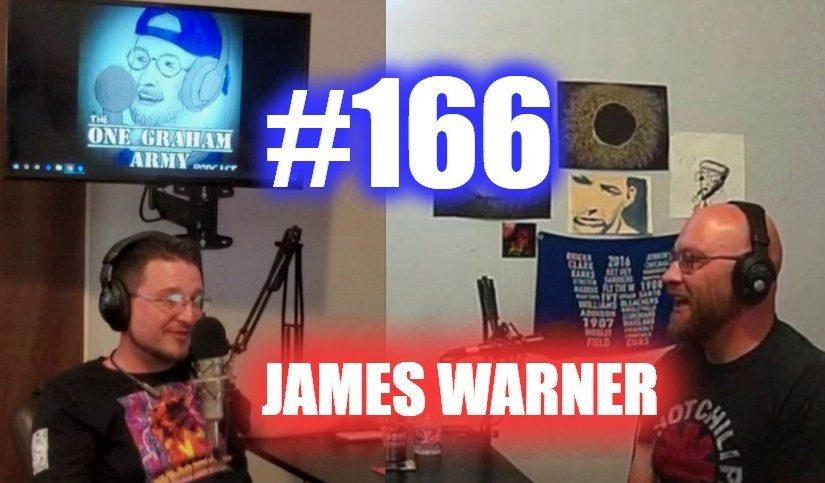 #166 – James Warner