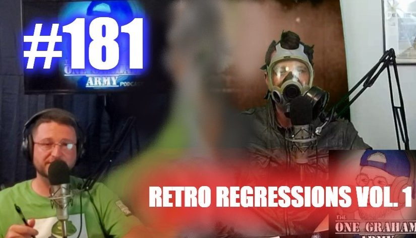 #181 – Retro Regressions Vol 1