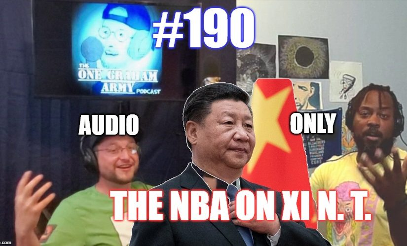 #190 – The NBA On Xi N.T.