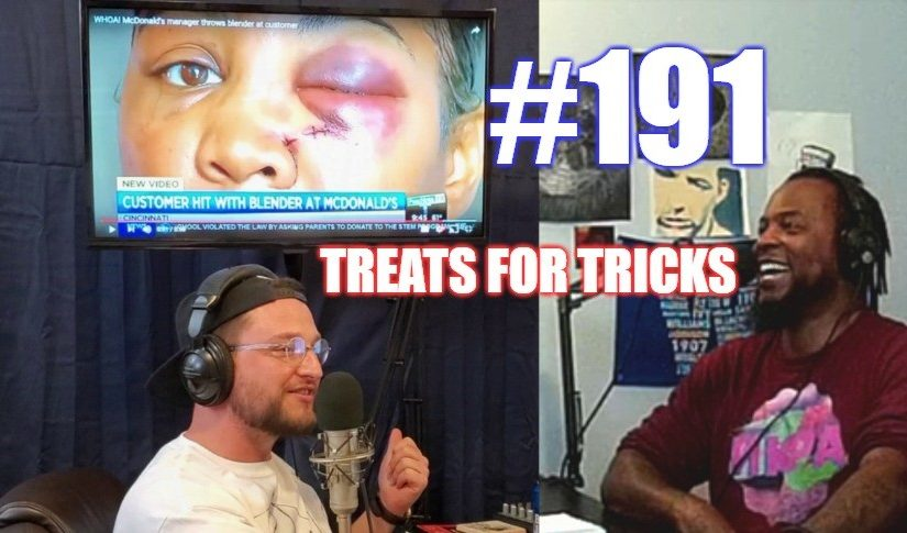 #191 – Treats For Tricks
