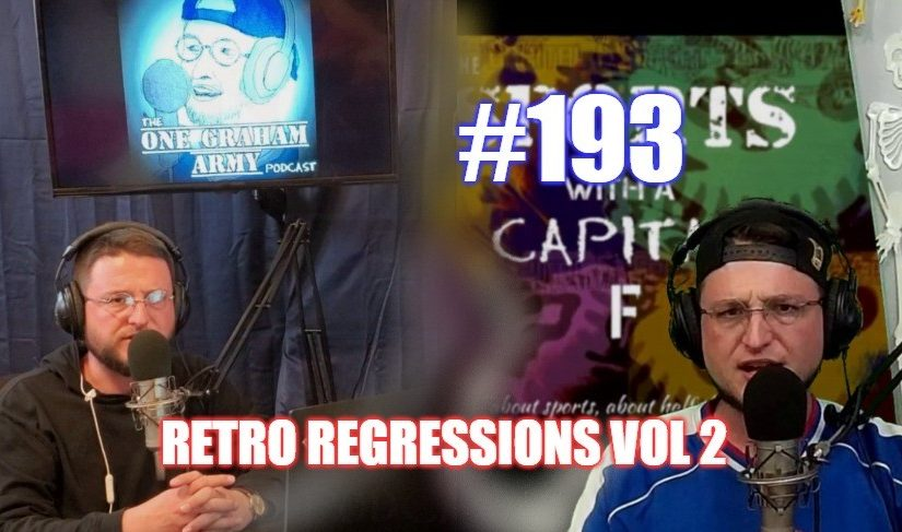 #193 – Retro Regressions Vol 2