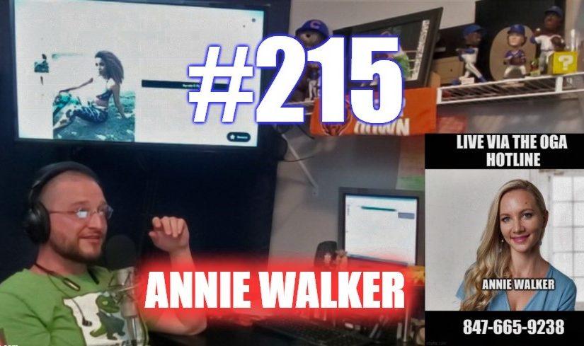 #215 – Annie Walker