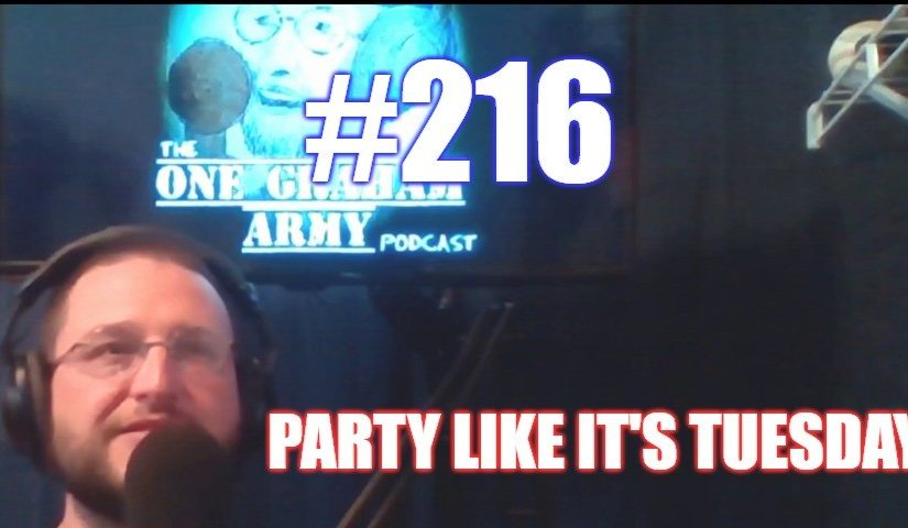 #216 – Party Like It's Tuesday