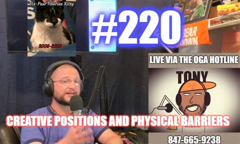 #220 – Creative Positions & Physical Barriers