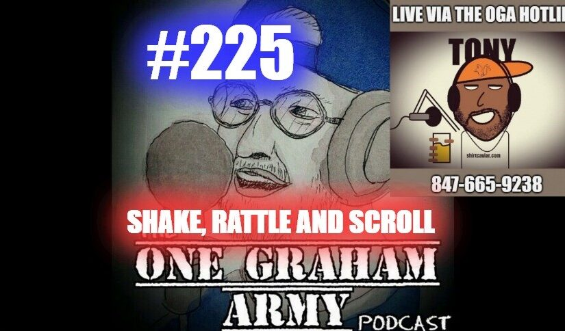 #225 – Shake, Rattle and Scroll